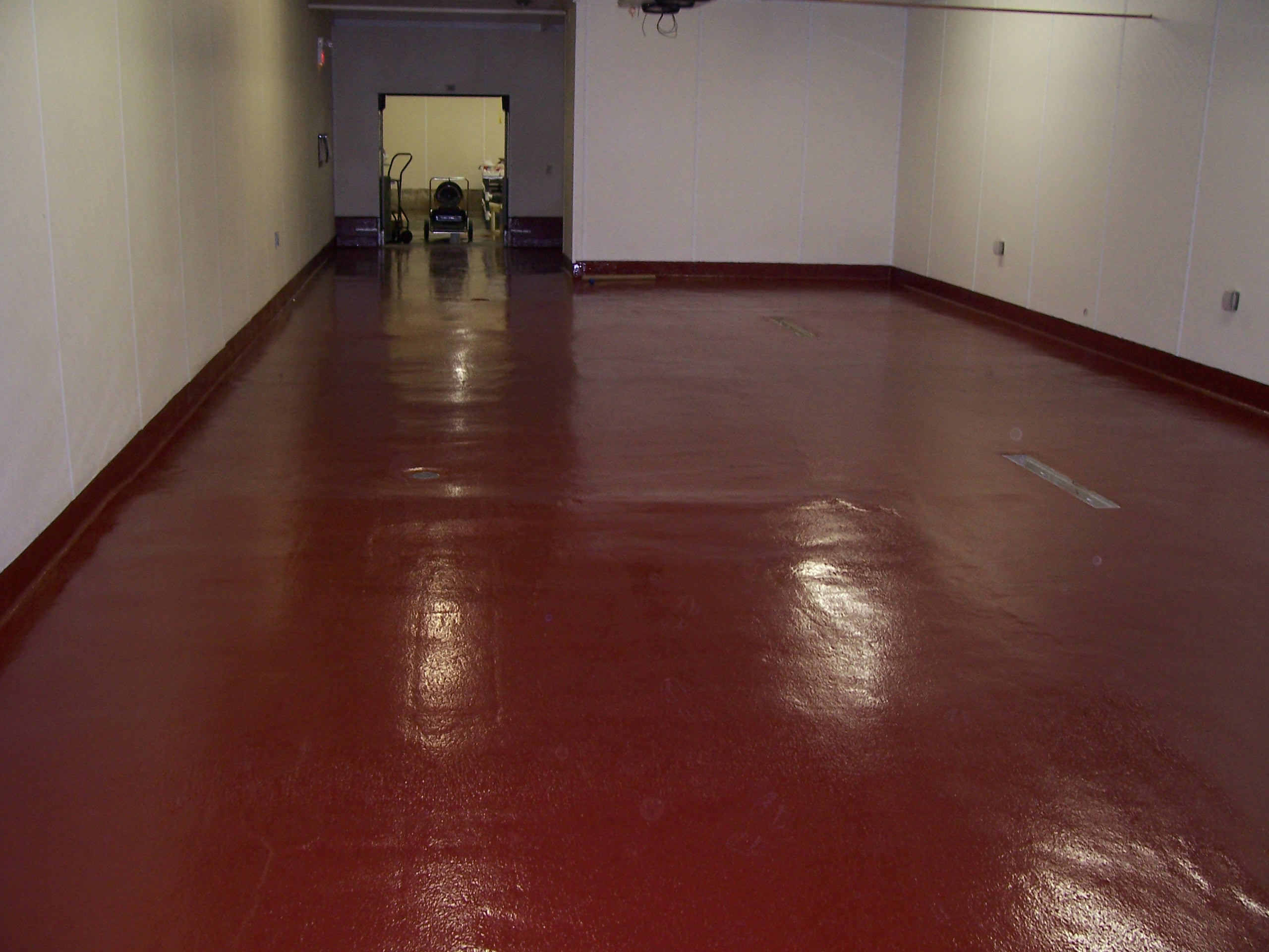Seamless Resinous Flooring